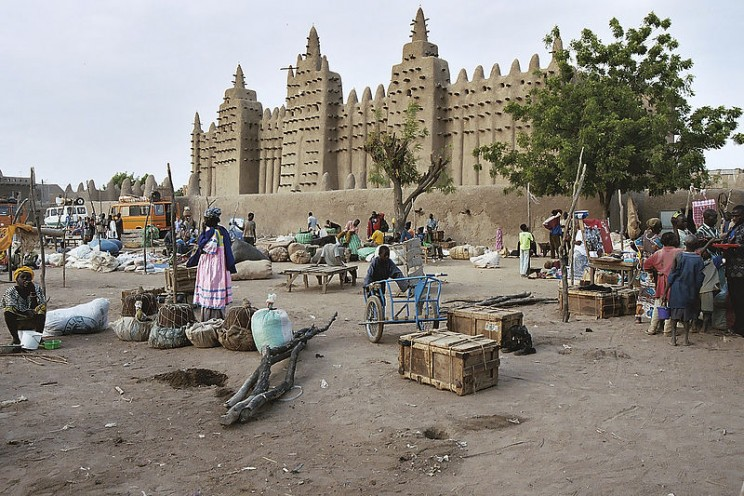 The Great Mosque of Djenné: The World's Largest Mud-Brick Structure