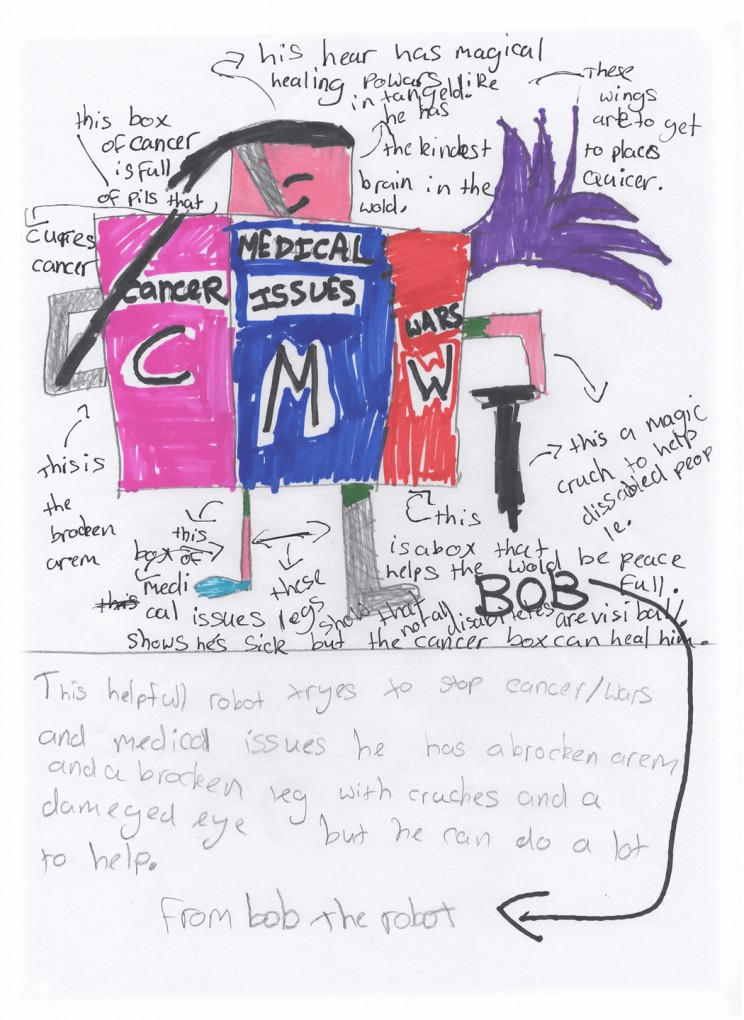 inventions by kids Bob