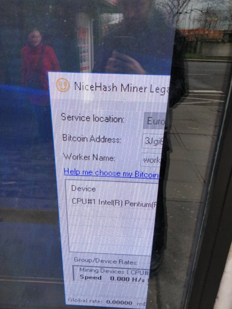 Hackers Hijack Advertising Screen in London for Cryptocurrency Mining