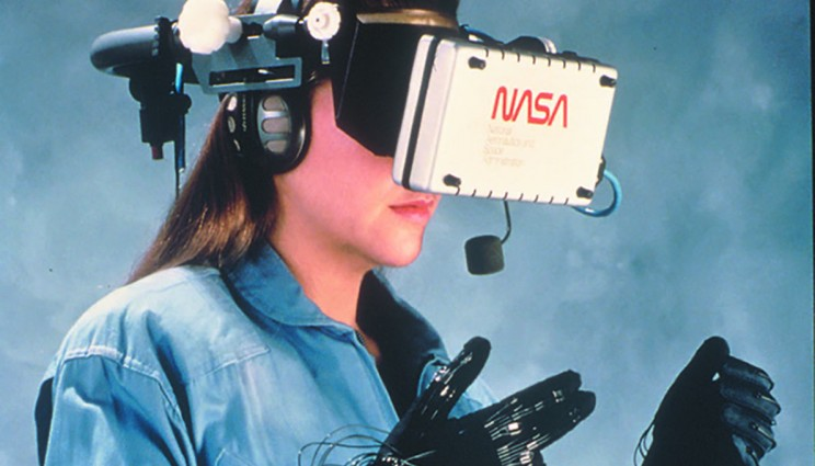 NASA VR