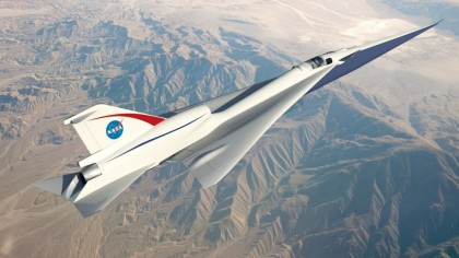 US Government Backs NASA's Quiet Supersonic Jet 'Son of Concorde'