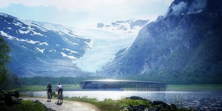 Norwegian Architecture Firm Unveils Plans for 'World's First Energy Positive Hotel'
