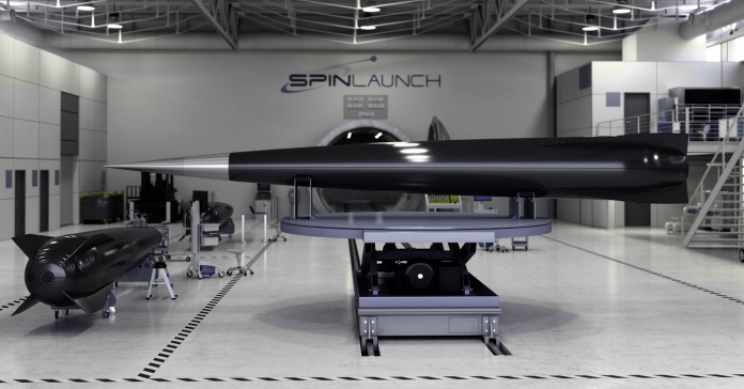 Spinlaunch: Who Needs Rockets When You can Use Space Catapults?