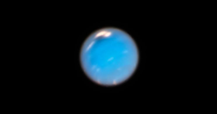 Stormy Neptune