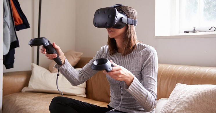 The History and Science of Virtual Reality Headsets