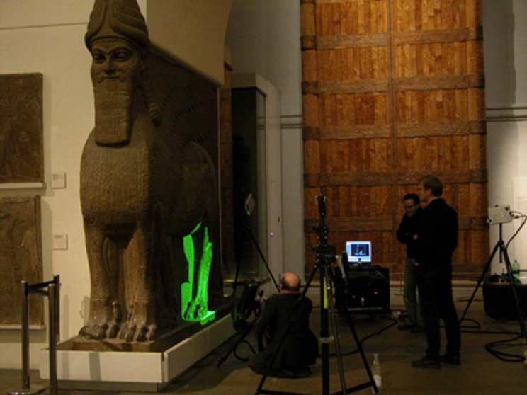 Two Ancient Statues Get Reconstructed Through 3D-Modelling to Go Back to Mosul