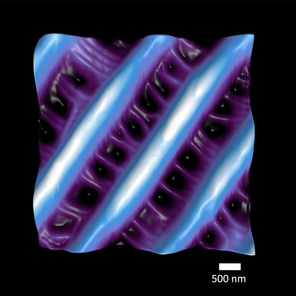 Top Science Photography Prize Goes to Impossible Photo of a Single Atom