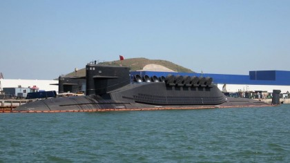 China Using AI to Build Nuclear Submarine That Can 'Think for Itself'
