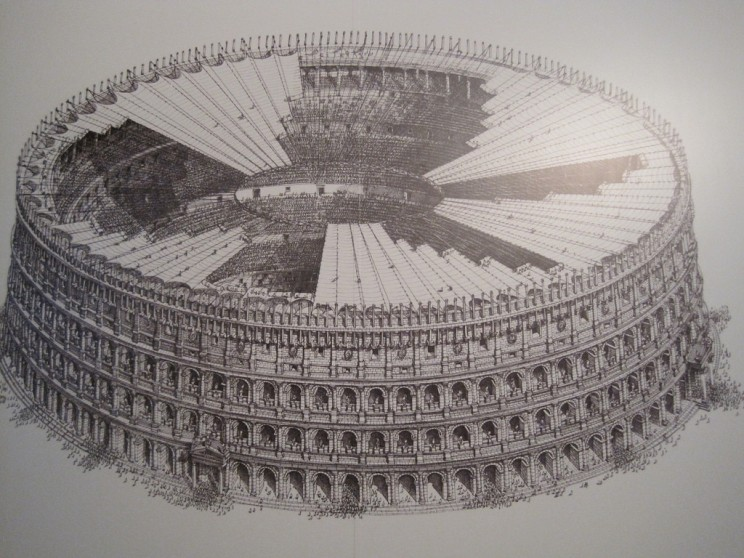 The Colosseum An Engineering Marvel Of The Roman Empire