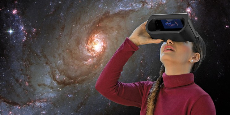 Meet the World's First Personal Augmented Reality Planetarium