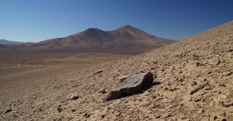 Mysterious Soil Found in Chile Points to Possible Life on Mars