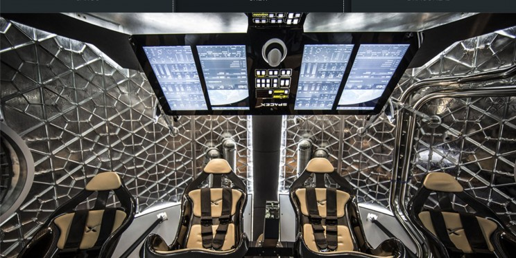 Elon Musk's Dragon Crew Is Ready for a Demo Flight