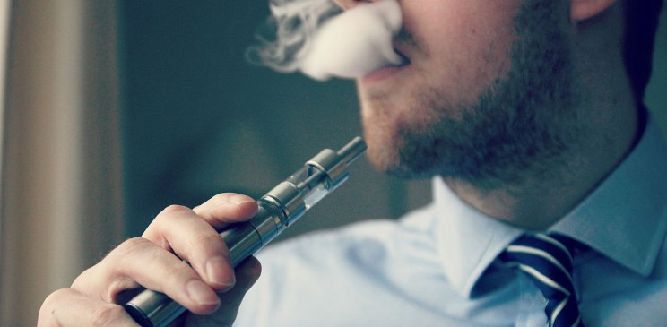 Vaping Associated With Wheezing in Adult Users
