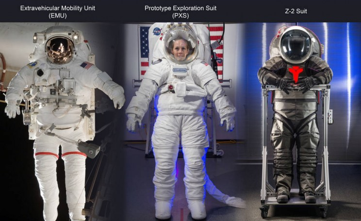 NASA Built Toilets Into the New Spacesuits