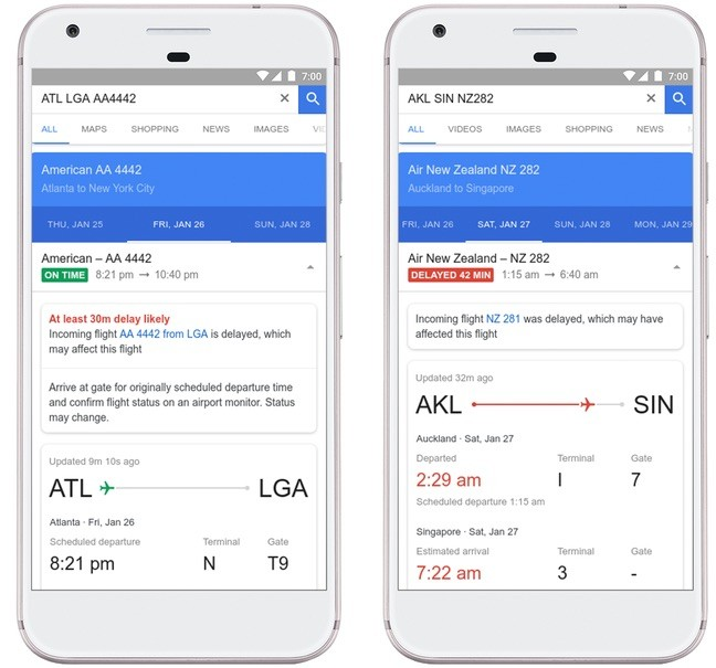 Google Flights Uses Machine Learning to Predict Flight Delays Before Airlines