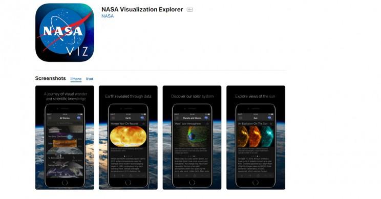 NASA Visualizer