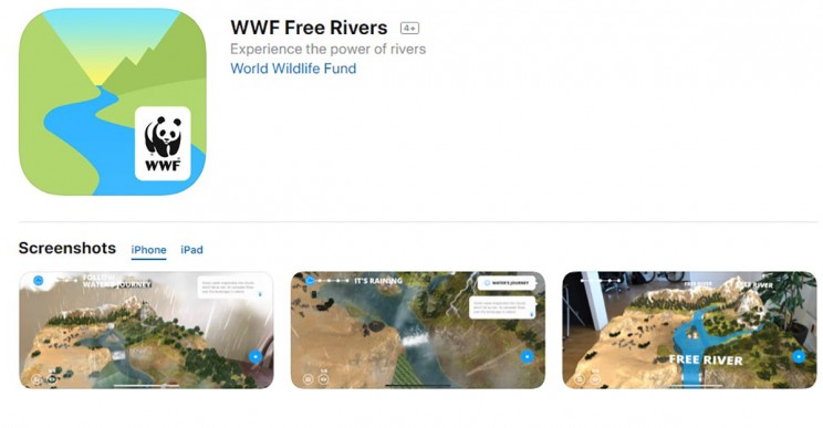 WWF Free River
