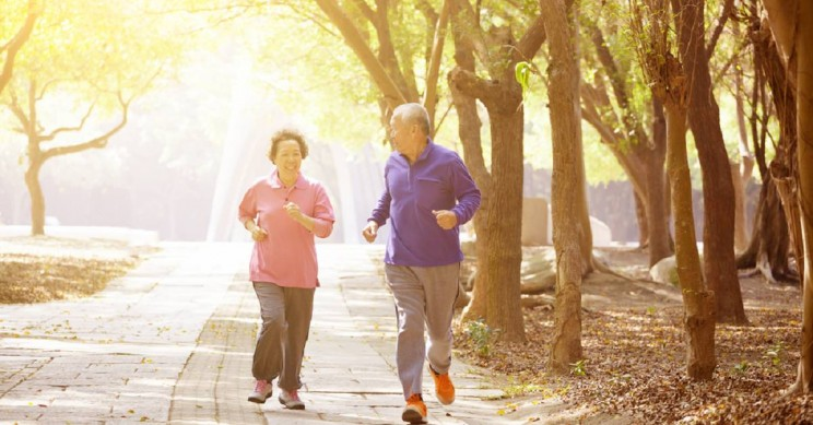 This is How Exercise May Protect Against Alzheimer's