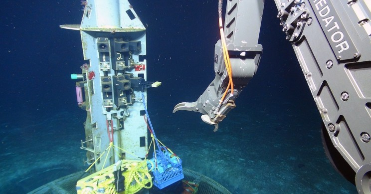 Deep Sea Microbes Hold Secret to Earths Early Life