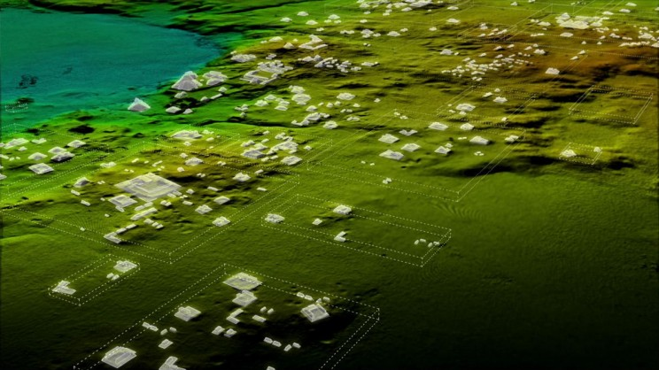 Researchers Use LiDAR to Find 60,000 Mayan Ruins Hidden in a Jungle