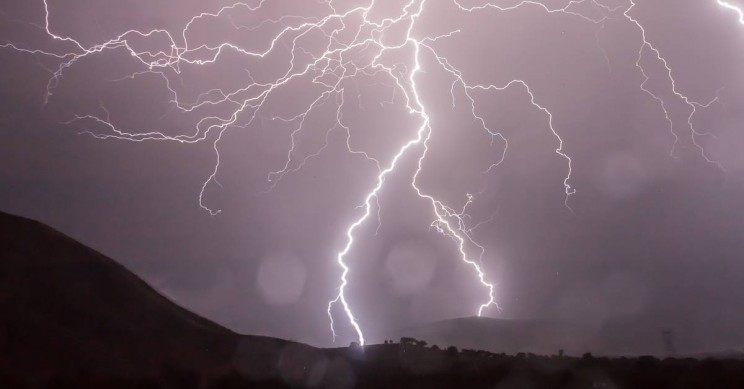 Lightning May Actually Protect Living Organisms