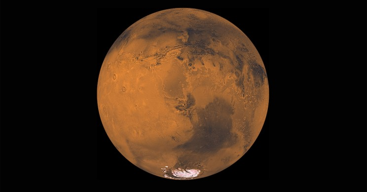 Uncrewed Missions to Mars Require New Landing Strategy Says Study