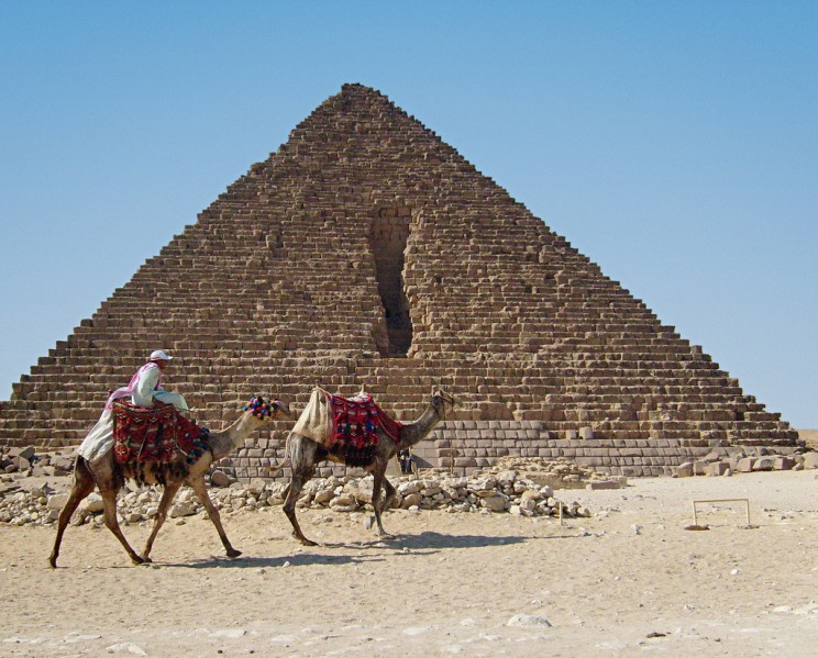 Explore 33 Interesting Facts about the Ancient Egyptian Pyramids
