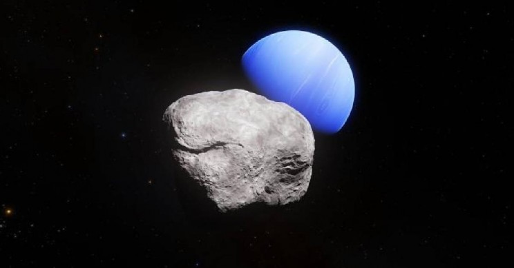 facts about planets Neptune