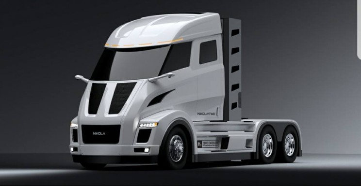 Tesla Rival Nikola Motor Announces $1 Billion Arizona Plant