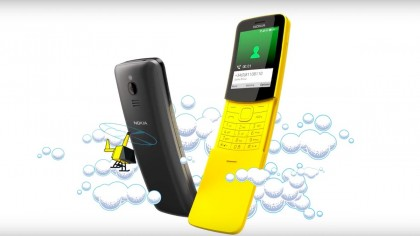 """The Iconic Nokia 8110 from """"The Matrix"""" is Back with 4G Internet"""