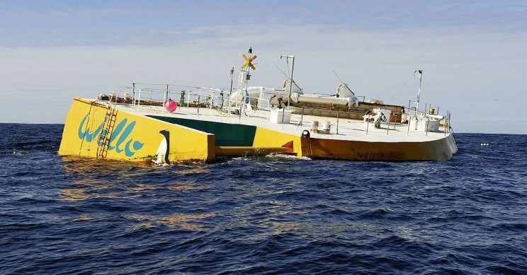 The Future of Ocean Energy Conversion