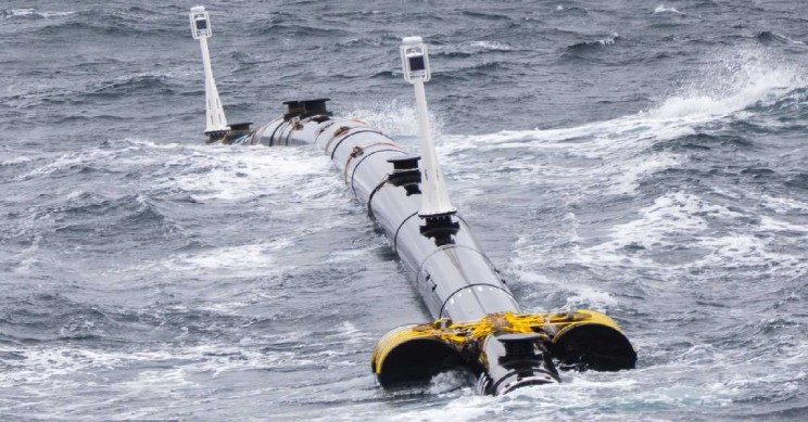 ocean cleanup system