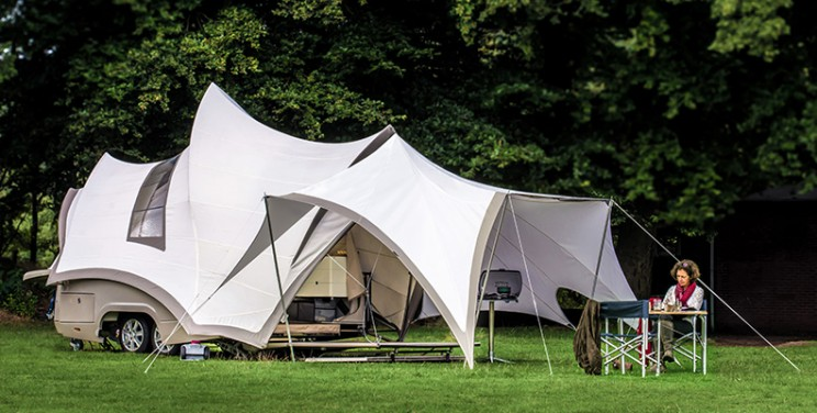 13 Unusual Tents That Do More Than Just Keep You Warm Outdoors