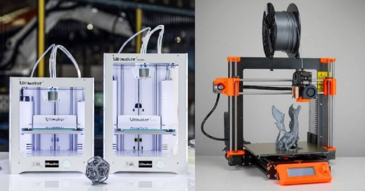 7 3D Printers To Start Your 3D Printing Journey in 2019