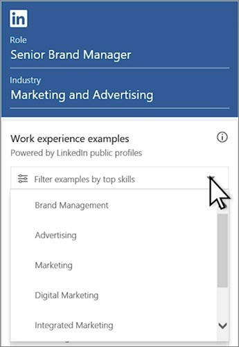Microsoft Releases LinkedIn-Powered Resume Building Assistant for Word