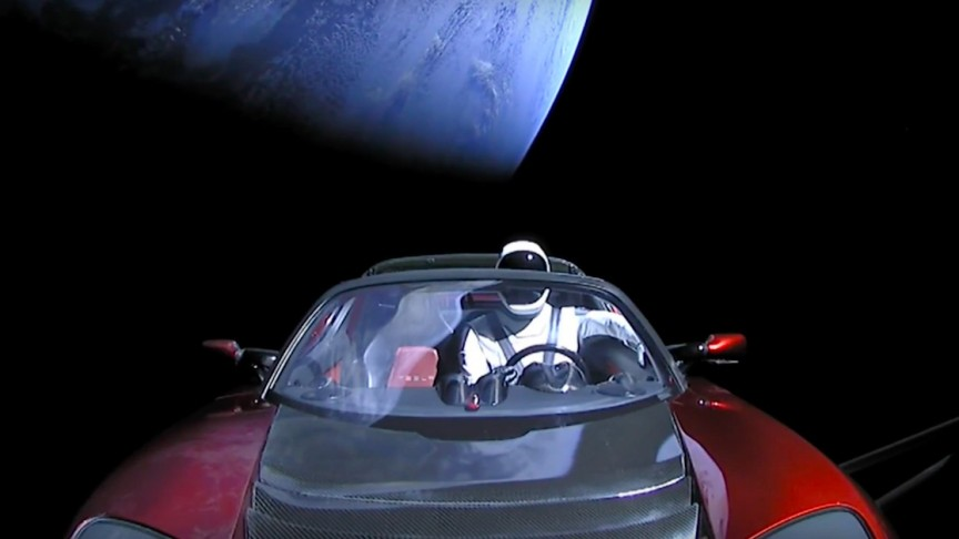 Where is roadster
