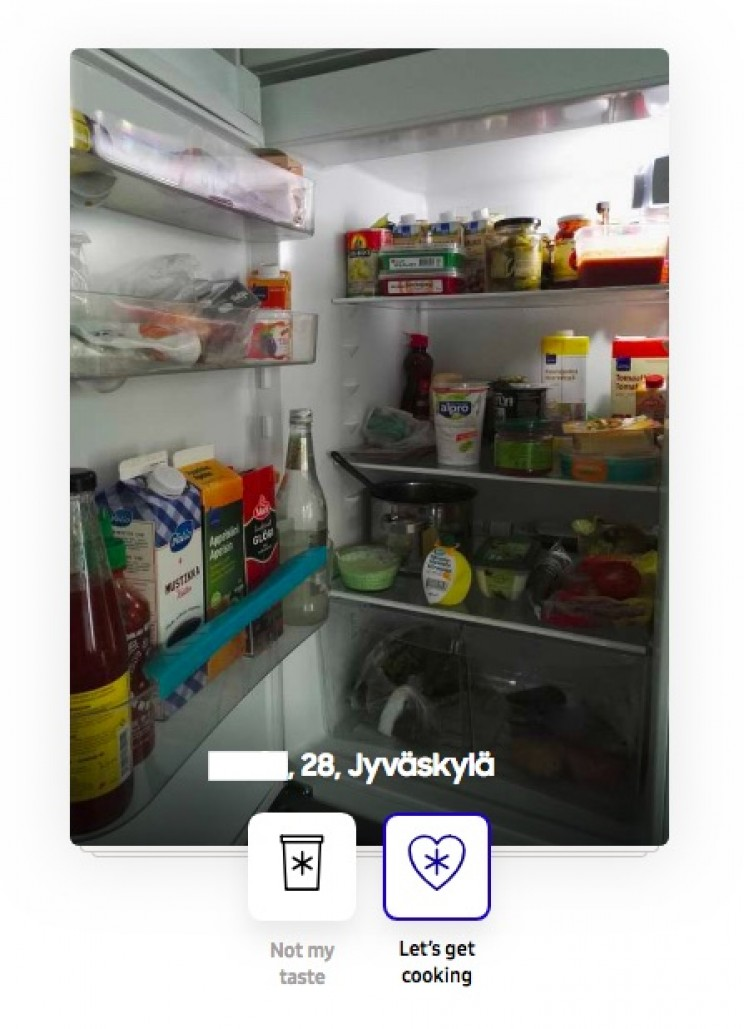 Samsung Wants You to Find True Love with the Help of Your Fridge