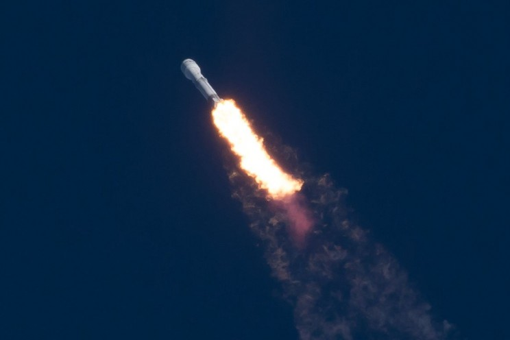 SpaceX Falcon 9 Has Successful Launch and Surprising Ocean Landing