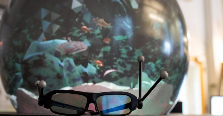 Researchers Invent More Realistic Sociable Virtual Reality