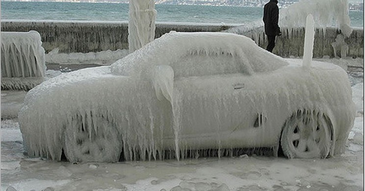 This is How to Start Your Car in the Freezing Cold