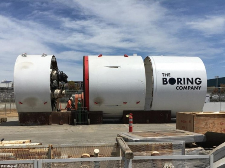 Elon Musk Gets Permission to Start Digging for NYC-DC Hyperloop