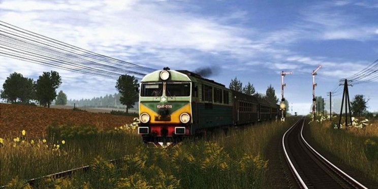 Build Your Own Trains With the World's Leading Train Simulator Game
