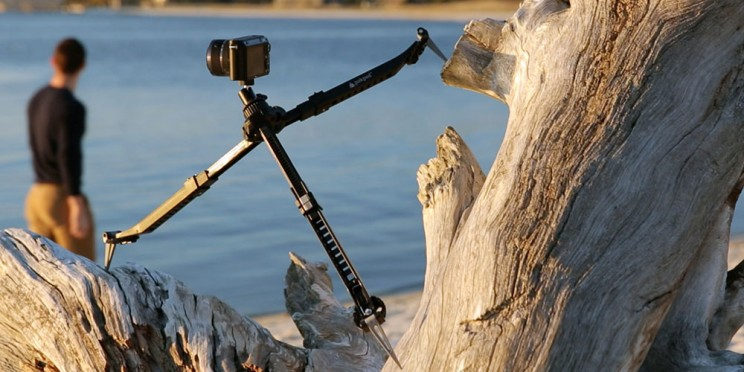 This Adventure Tripod Lets You Capture the Perfect Shot in Any Environment