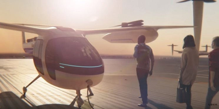 Uber Is Set to Host a Special Conference Dedicated to Flying Cars in May