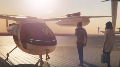 Flying Taxis Could Become Commercial in 5-10 Years, Uber CEO Says