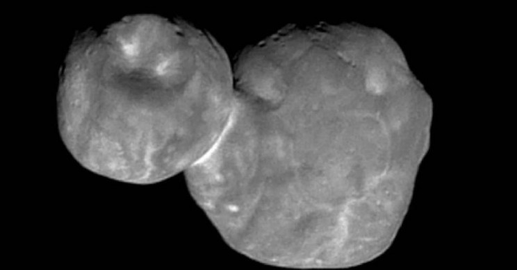 New Images of Ultima Thule Shock NASA Scientists