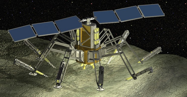 Steam Could Power Next Asteroid Hopping Spacecraft