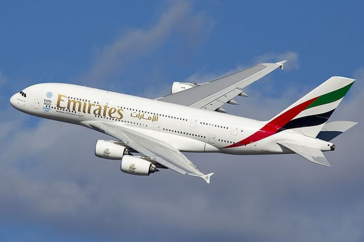 worlds biggest planes A380