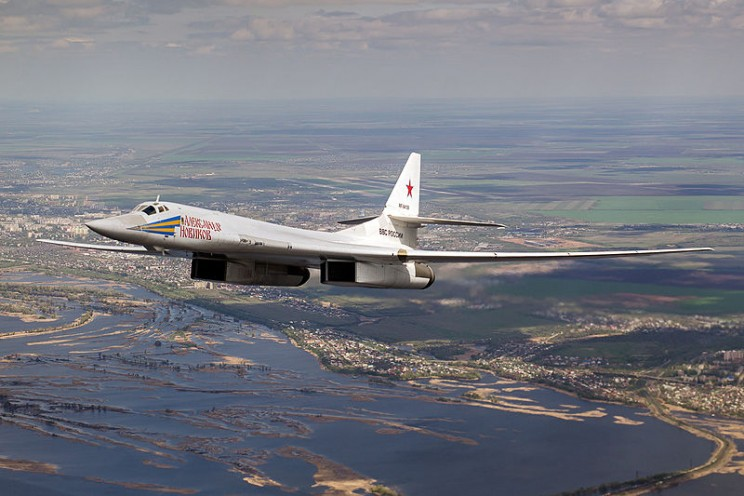 worlds biggest planes Tu-160