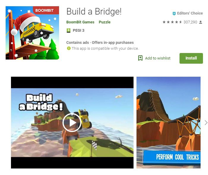 best apps for engineers build a bridge